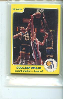 1984-85 Star Indiana Pacers 12 Card Original Sealed Team Set