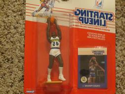 1988 Chuck Person Indiana Pacers Starting Lineup basketball