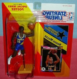 1992 REGGIE MILLER Indiana Pacers NM+ #31 * FREE s/h* Starti