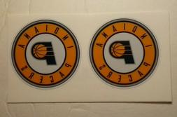 INDIANA PACERS  DIY Stickers Decals GREAT for YETI