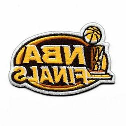 2000 & 2001 NBA FINALS Jersey Patch Los Angeles Lakers India