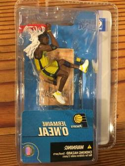 "2005 Jermaine O'Neal Indiana Pacers 3"" NBA 2nd Edition McF"