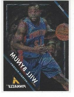 2013-14 PINNACLE BASKETBALL PARALLEL MUSEUM COLLECTION INSER
