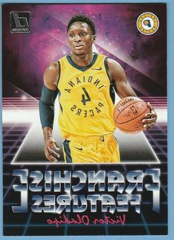 2018 Donruss Franchise Features insert #12 Victor Oladipo In