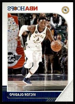 2019-20 Panini NBA Hoops Base #73 Victor Oladipo - Indiana P