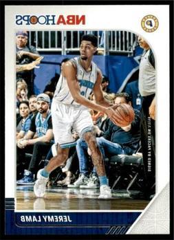 2019-20 Panini NBA Hoops RC Base #263 Jeremy Lamb - Indiana