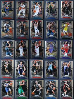 2019-20 Prizm Base Basketball Cards Complete Your Set You U