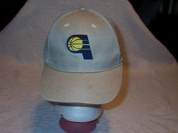 Indiana Pacers NBA Basketball Cap Hat Indy Indianapolis Lu