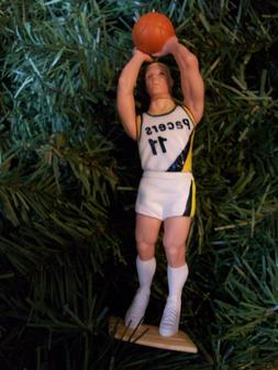 Detlef Schrempf INDIANA PACERS Christmas tree ornament NBA b