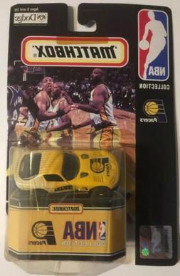 Dodge Viper MATCHBOX NBA Indiana Pacers Basketball 1:64 Scal