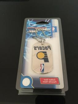 NBA Indian Pacers Dog tag