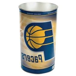 INDIANA PACERS ~  Official NBA 15 Inch Wastebasket Trash Can