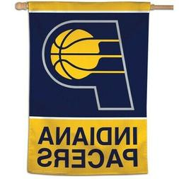 INDIANA PACERS ~  Official NBA 28x40 Outdoor House Flag Bann