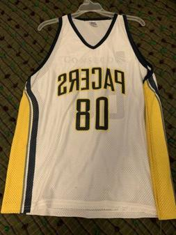 Indiana Pacers 2008 Fan Jam Jersey Screen Printed Conseco Fi