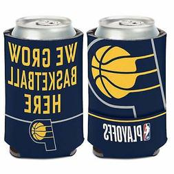 Indiana Pacers WinCraft 2018 NBA Playoffs Slogan 12oz. Can C