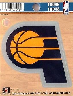 """Indiana Pacers 3"""" Vinyl Sport Die Cut Decal Bumper Sticker E"""