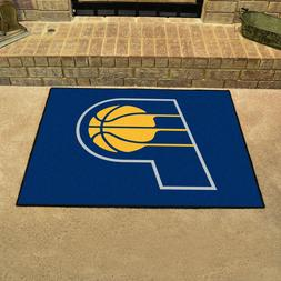 "Indiana Pacers 34"" x 43"" All Star Area Rug Floor Mat"