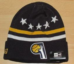 Indiana Pacers New Era 5-star HWC Winter Knit Cuffed Fleece