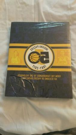 Indiana Pacers 50 Years Book