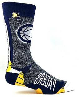 indiana pacers adult downtown crew socks