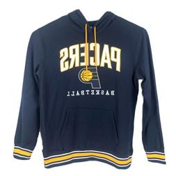 Indiana Pacers Basketball NBA Embroidered Hoodie Hooded Swea