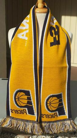 Indiana Pacers Basketball Scarf  - NBA - Fox Sports