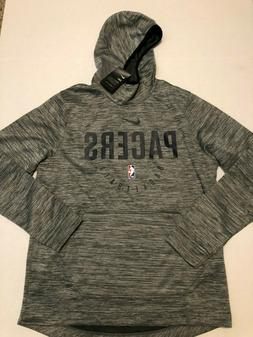 indiana pacers basketball spotlight hoodie nwt gray
