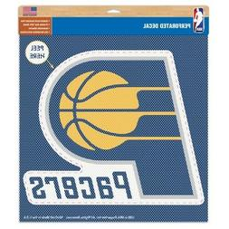 Indiana Pacers Car Window Decal Perforated Large