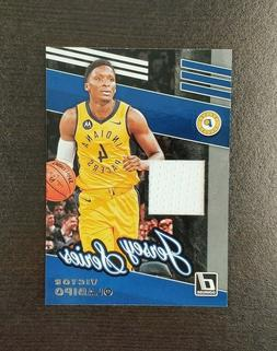 Indiana Pacers *Choose Your Singles* Relic Inserts Parallels