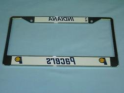 Indiana Pacers CHROME Auto Tag LICENSE PLATE  FRAME by Rico