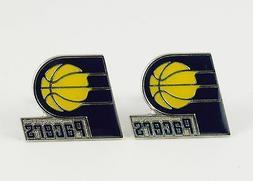 Indiana Pacers Cufflinks NBA Basketball