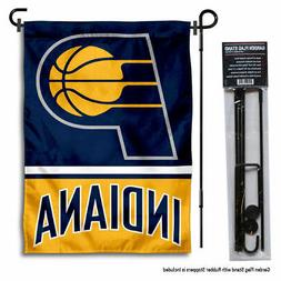 Indiana Pacers Garden Flag and Yard Stand Included
