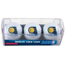 Indiana Pacers Golf Balls 3 Pack