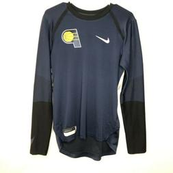 Nike Indiana Pacers Hyper Elite Performance Long Sleeve T-Sh