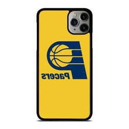 INDIANA PACERS iPhone 5/5S/SE 6/6S 7 8 Plus X/XS Max XR Case