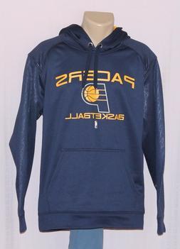 Indiana Pacers Jump Off Hoodie Synthetic Sweatshirt - NBA