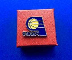 Indiana Pacers Lapel Pin Basketball Pin Hat Pin Bag Pin US S