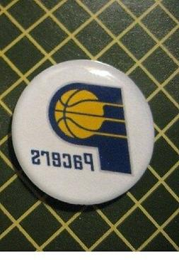 GOLF / Indiana Pacers Logo Golf Ball Marker New!!