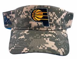 Indiana Pacers NBA Adidas Adjustable Visor Brand New