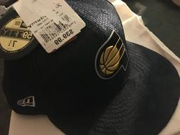 Indiana Pacers NBA Basketball New Era 59FIfty Hat Cap Fitted
