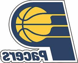 Indiana Pacers NBA Basketball Bumper sticker, wall decor, vi