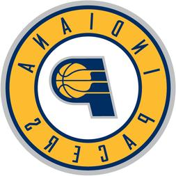 Indiana Pacers NBA Color Die-Cut Decal / Car Sticker *Free S
