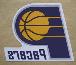 Indiana Pacers NBA Decal Stickers Team Logo Design -  Your C