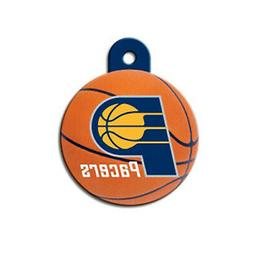 Indiana Pacers NBA Dog/Pet ID Tag Custom Engraved--FREE SHIP