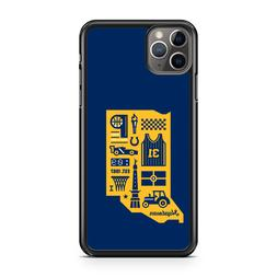 Indiana Pacers NBA iPhone 6 6S 7 8 Plus X XS XR 11 Pro Max C