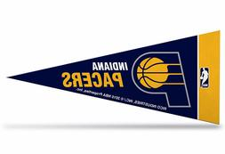 """Indiana Pacers NBA Mini Pennant 9""""x4"""",New, Felt, Made in USA"""