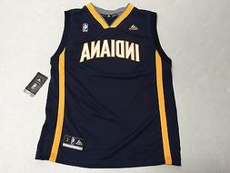Indiana Pacers Official NBA Adidas Apparel Kids Youth Size J