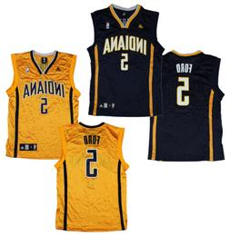 Adidas Indiana Pacers NBA Replica FORD # 5 Basketball Jersey