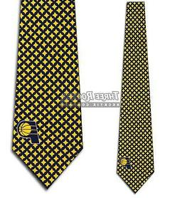 Indiana Pacers Neckties Mens Pacers Ties FREE SHIPPING Offic