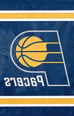 INDIANA PACERS Official NBA Basketball Team Dynamic Applique